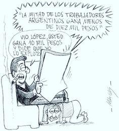 Pobreza cero! #Viñeta #Humor