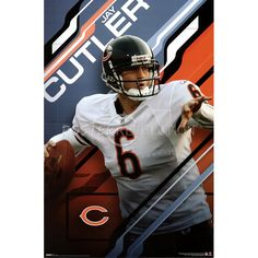 Image detail for -Chicago Bears (Jay Cutler)