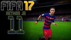 FIFA 17 | Neymar Gameplay | New Haircut | New Look | HD - http://tickets.fifanz2015.com/fifa-17-neymar-gameplay-new-haircut-new-look-hd/ #FIFA17