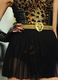 The Blonds Fall 2012 Collection