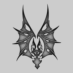 Vampire Bat Tattoo Design: Real Photo, Pictures, Images and ...