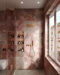 Milan Apartment, Apartment Interior, Decorate Apartment, Apartment Renovation, Bathroom Renovations, Home Remodeling, Italian Bathroom, Bathroom Goals, Shower Screen
