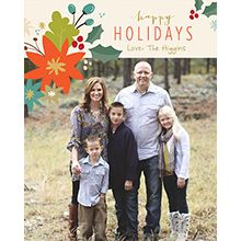 2013 Holiday Cards - Free holiday card templates, just add your photo. 13 design choices.