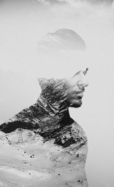 30 Examples Of Awe-Inspiring Double Exposure Photography - UltraLinx