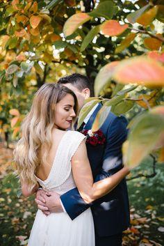 Autumnal Orchard Wedding Inspiration - Polka Dot Bride | Photo by Amanda Afton http://amandaaftonphotography.com/