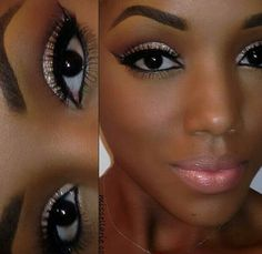 Makeup for Caramel Skin tones