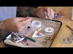 How to Make a Mala - Part 1 - The 12 Step Buddhist Buddha Jewelry, Spiritual Jewelry, Bead Jewellery, Jewelery, Tibetan Prayer Beads, Homemade Art, Hard Metal, Pretty Necklaces, Boho Diy