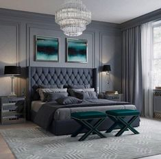 best bedroom decor 4 Principles for Creating the Perfect Bedroom - Jessica Elizabeth Master Bedroom Design, Home Decor Bedroom, Modern Bedroom, Bedroom Furniture, Master Suite, Bedroom Ideas, Bedroom Inspo, Night Bedroom, Simple Bedroom Design