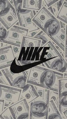 #Nike #Money #Wallpaper