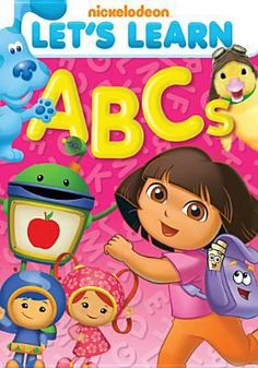 Young viewers will learn about letters and reading in six alphabet-centered adventures starring popular Nick Jr. characters from shows including Dora, Diego, Team Umizoomi, Blue's Clues, Ni Hao Kai-lan, and Wonder Pets.