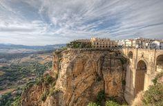 #Ronda, #Malaga, #Spain, by marcp_dmoz