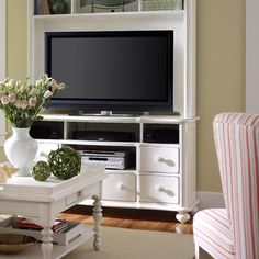 Coastal Living™ by Stanley Furniture Coastal Living Entertainment Center | Wayfair