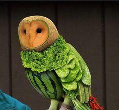 Birdaloupe!  …Birdalettuceloupe.  …Birdalettuceloupemelonchili.