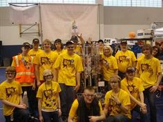Ro-Hi-Ti - Ross High School - Mechanics of a Robotics Team
