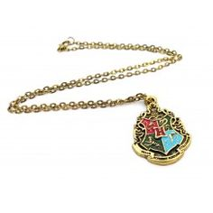 Collier Poudlard - Harry Potter