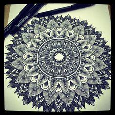 Awesome tattoo Cover Up Tattoos, Love Tattoos, Tattoos For Guys, Tatoos, Mandala Tattoo, Mandala Art, I Tattoo, Art Journal Inspiration, Tattoo Inspiration