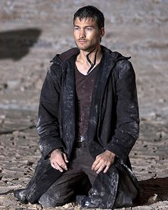 Andy Whitfield- Gabriel