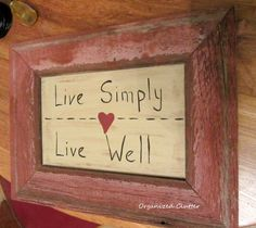 random junk love sign, crafts, home decor, repurposing upcycling, The three dollar thrift shop find