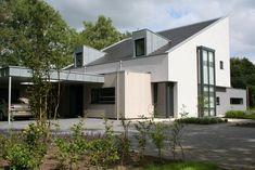 moderne woning met lessenaarsdak - Google zoeken