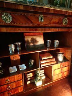 Louis Xvi, Liquor Cabinet, Storage, Furniture, Home Decor, Purse Storage, Decoration Home, Room Decor, Larger