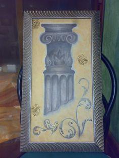 Cuadro columna
