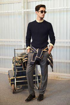 Ami Spring 2014 Menswear Collection Photos - Vogue