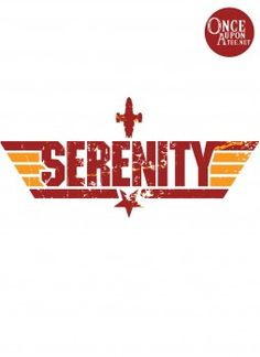 Serenity t-shirt available until 9/15