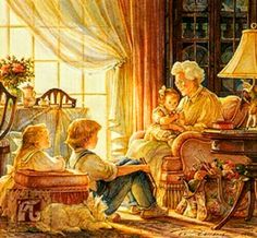 """This was titled """"Trisha Romance"""" - artist? Such a sweet picture! Trisha Romance, Romance Art, Illustrations, Illustration Art, Art Romantique, Norman Rockwell, Watercolor Artists, Vintage Pictures, Oeuvre D'art"""