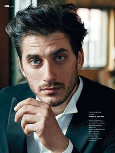 Look At This Article For The Best Beauty Advice. Beauty is essential to today's women. Most Beautiful Man, Beautiful People, Hollywood Male Actors, Italian Men, Aesthetic People, Face Characters, Raining Men, Beauty Advice, Artists