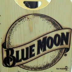 Another one of my favorites! #beer #bluemoon