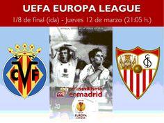Villarreal CF (1-3)Sevilla FC, europa league
