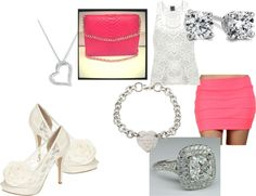 """""""girls night out! 3"""" by glitterystar ❤ liked on Polyvore"""