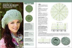 Crochet GORROS - Edición Especial 2012 - EviaEdiciones.com