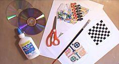 Aprende a hacer juegos de mesa con materiales reciclados de un modo muy sencillo ¡ descubre lo divertido que es hacer manualidades para reciclar!