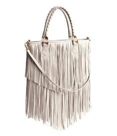 H&M Handtasche mit Fransen 29,99