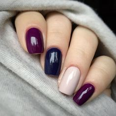 Elegante Gel Nail Art Designs für 2019 - Nails, Hair and Makeup - Nageldesign Gel Nail Art Designs, Fall Nail Designs, Nails Design, Salon Design, How To Do Nails, My Nails, Nude Nails, Uñas Fashion, Fashion 2018