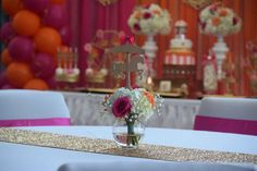 Carrousel Baby Shower Party Ideas | Photo 1 of 8