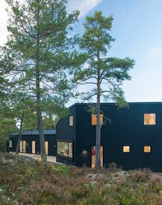Villa Blåbär,Courtesy of pS Arkitektur