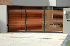 Modern Concrete Driveway Google Search Home Curb Appeal Pinterest Front Stoop Grey And