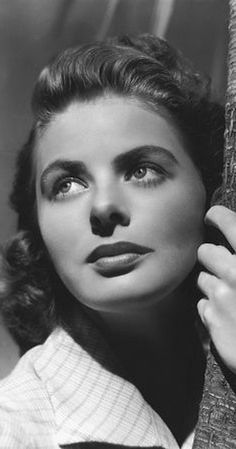 Ingrid Bergman, Actress: Casablanca. Ingrid Bergman was one of the greatest actresses from Hollywood's lamented Golden Era. Her natural and unpretentious beauty and her immense acting talent made her one of the most celebrated figures in the history of American cinema. Bergman is also one of the most Oscar-awarded actresses, second only to Katharine Hepburn. Ingrid Bergman was born in Stockholm, Sweden, on August 29, 1915, to a ...