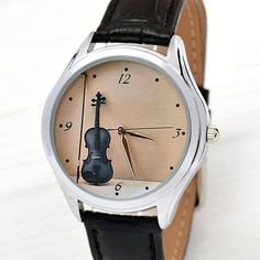 Violin Watch for Women Women Watches Music Teacher Gift
