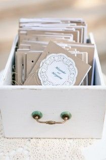 wedding program DIY ideas. Not a big fan on programs but since the families don't know one another perhaps we need one...