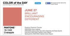 APPart – Mobile Art – Pantone Color of the Day – 'Crabapple' – TheAppWhisperer
