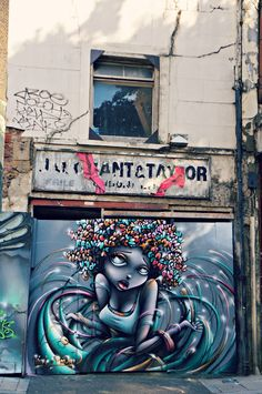 ReFab Diaries: Inspiration: London refabs and street art