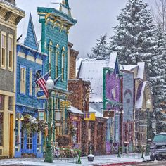Romantic Winter Getaways in Colorado. #CrestedButte http://www.heiditown.com/2015/12/04/romantic-winter-getaways-in-colorado/