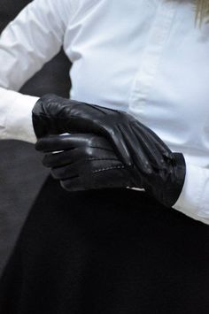 Ladies 100/% Genuine Real Leather Lined Coloured Driving Gloves With Fur Cuff