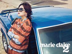 Baek Jin Hee for Marie Claire Korea October Photographed by Lim Hansu Baek Jin Hee, Empress Ki, Pride And Prejudice, Marie Claire, Instagram Fashion, Miu Miu, Editorial Fashion, Korean, Daughter