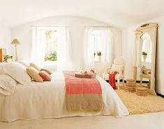 Excellent with ideas decorar dormitorio Bedroom Design Inspiration, Bedroom Inspo, Home Decor Bedroom, Home Decor Inspiration, Design A Space, House Design, Dream House Interior, House Rooms, Interior Design