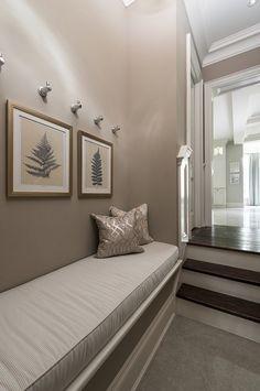 "2016 Paint Color Ideas for your Home""Benjamin Moore Berkshire Beige AC-2""  Jane Lockhart Interior Design."