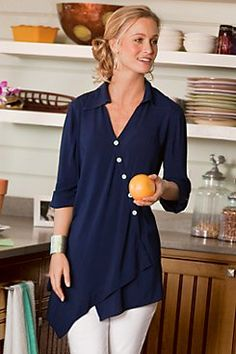 Catalog Spree: Cannes Tunic - Soft Surroundings